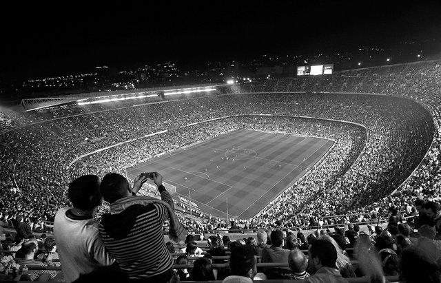 Estadi Camp Nou, Barcelona