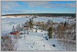 Snöskoter safari på Björkö