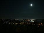 Månsken över Klingerfjärden