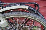 Cykelhjul anno 1963