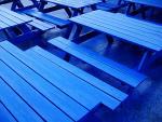 Blå Borden