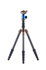 3 Legged Thing X1.1 Brian Evolution 2 Carbon Fiber Tripod System with AirHed 1 Blue