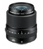 Fujifilm GF 45/2,8 R WR för GFX