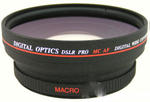 0,5X Wide Angle Lens 72mm