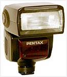 Pentax AF360FTZ TTL Power Zoom Flash
